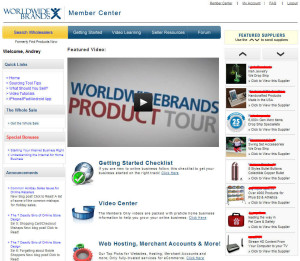 worldwidebrands member center