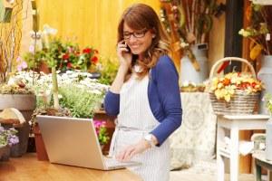 Цветочный бизнес без затрат